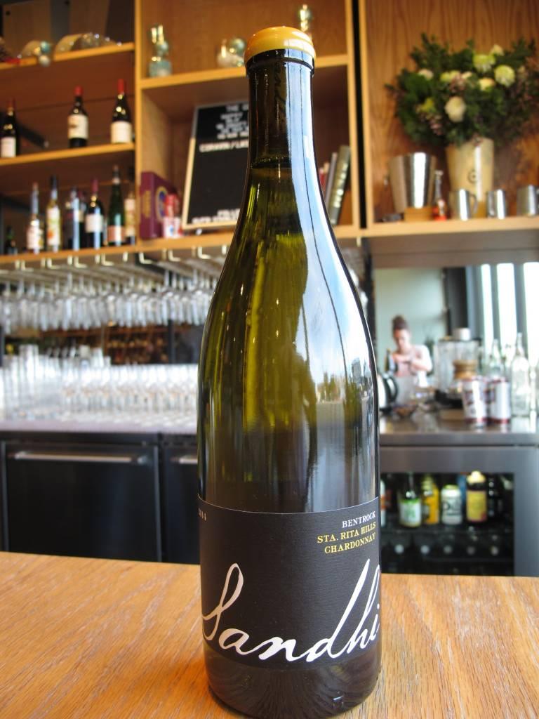 Sandhi Wines 2014 Sandhi Bentrock Chardonnay 750ml