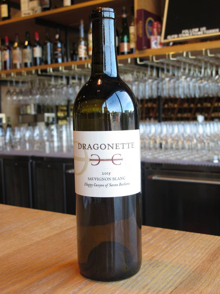 Dragonette 2015 Dragonette Sauvignon Blanc Happy Canyon 750mL