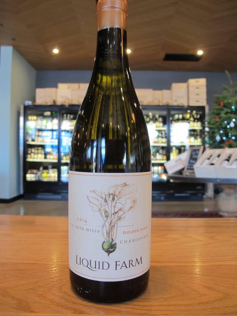 Liquid Farm 2014 Liquid Farm Chardonnay Golden Slope 750ml
