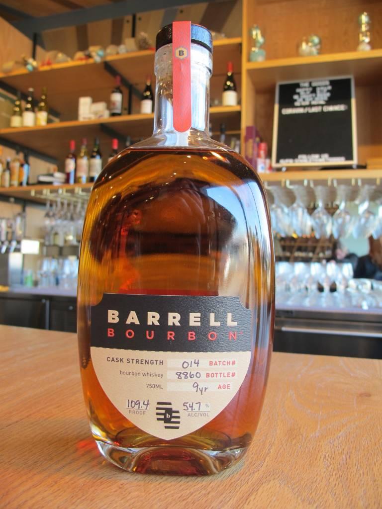 Barrell Bourbon Barrell Bourbon Batch #014 750ml