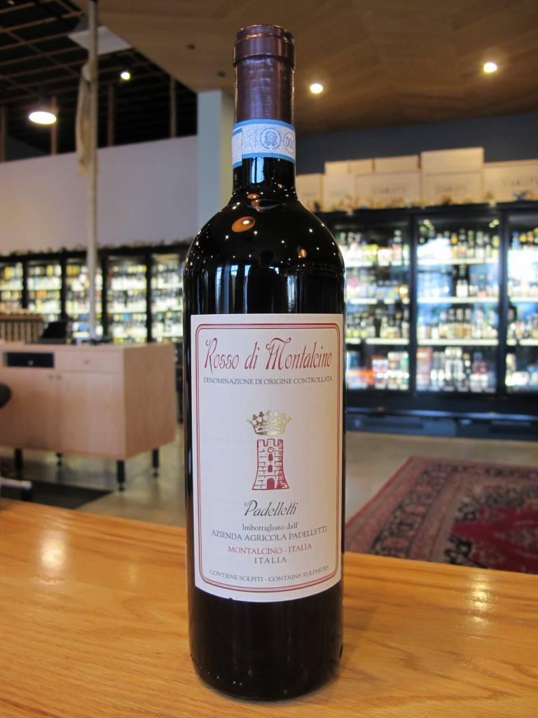Azienda Agricola Padelletti 2013 Padelletti Rosso di Montalcino 750ml