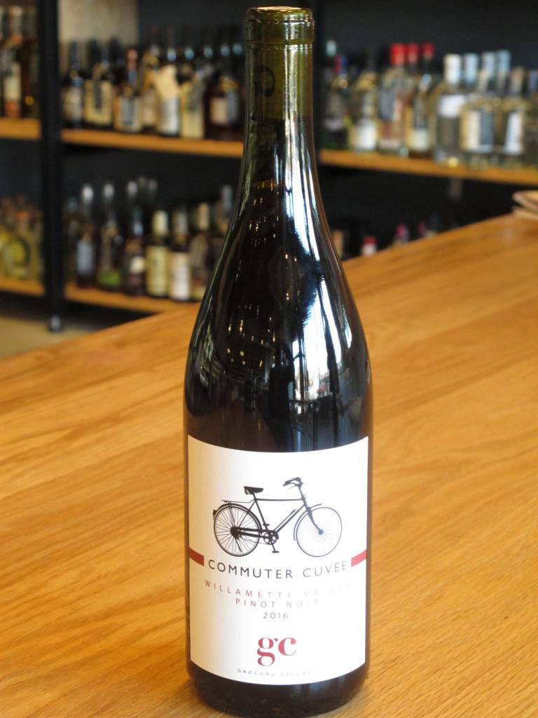 Grochau 2016 Grochau Cellars Commuter Cuvée Pinot Noir 750ml