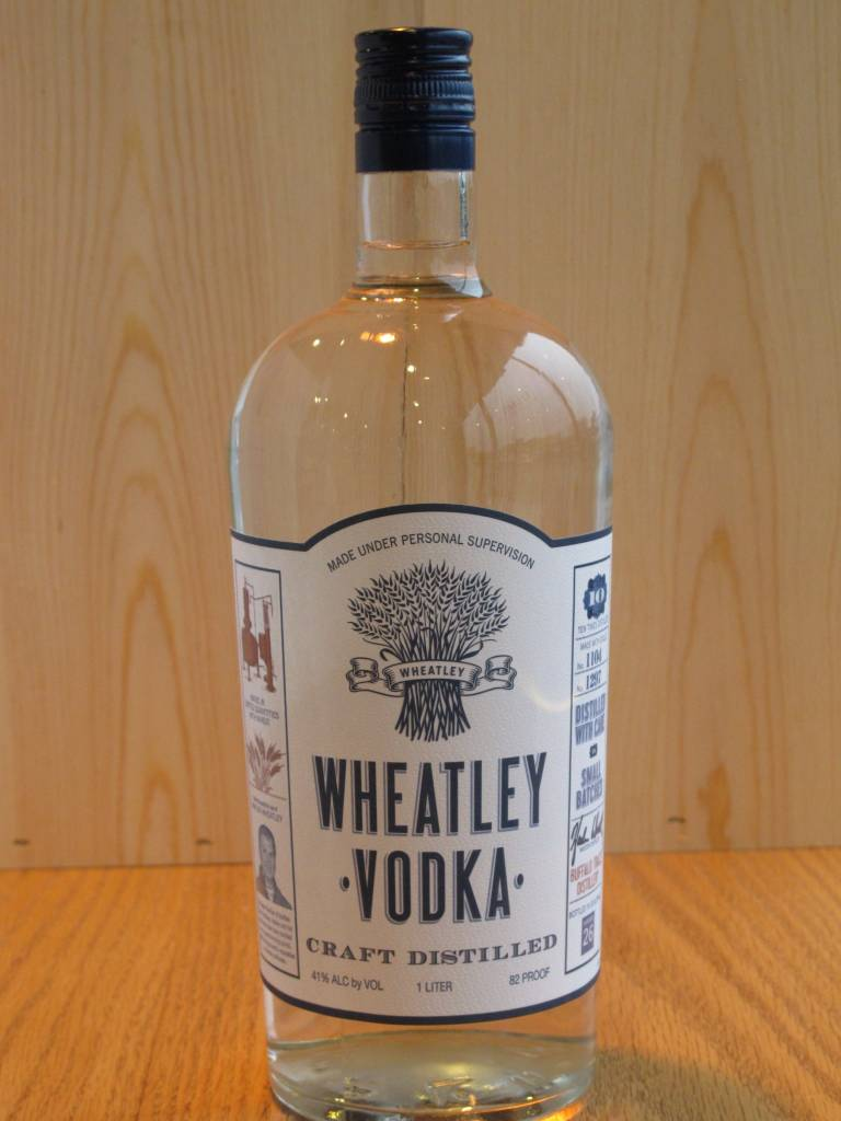 Buffalo Trace Distillery Buffalo Trace Wheatley Vodka 1L