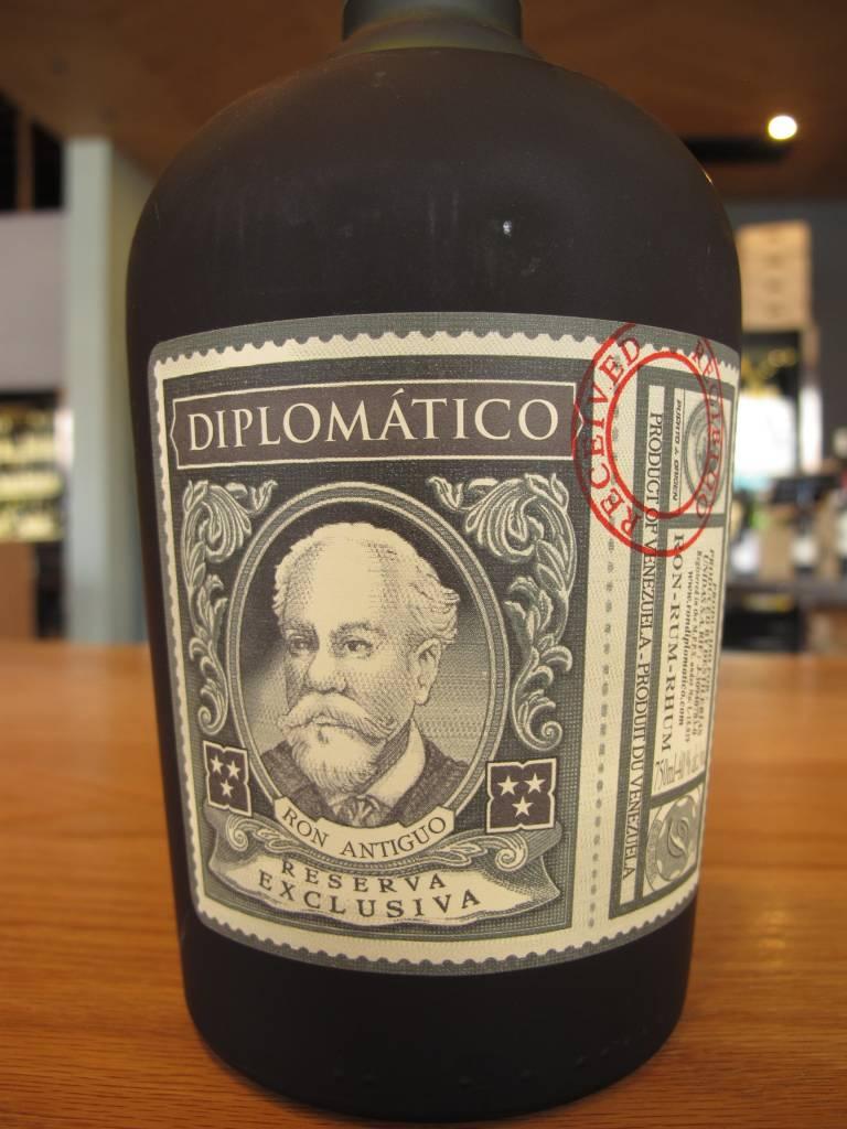 Diplomatico Diplomatico Reserva Exclusiva Rum 750ml