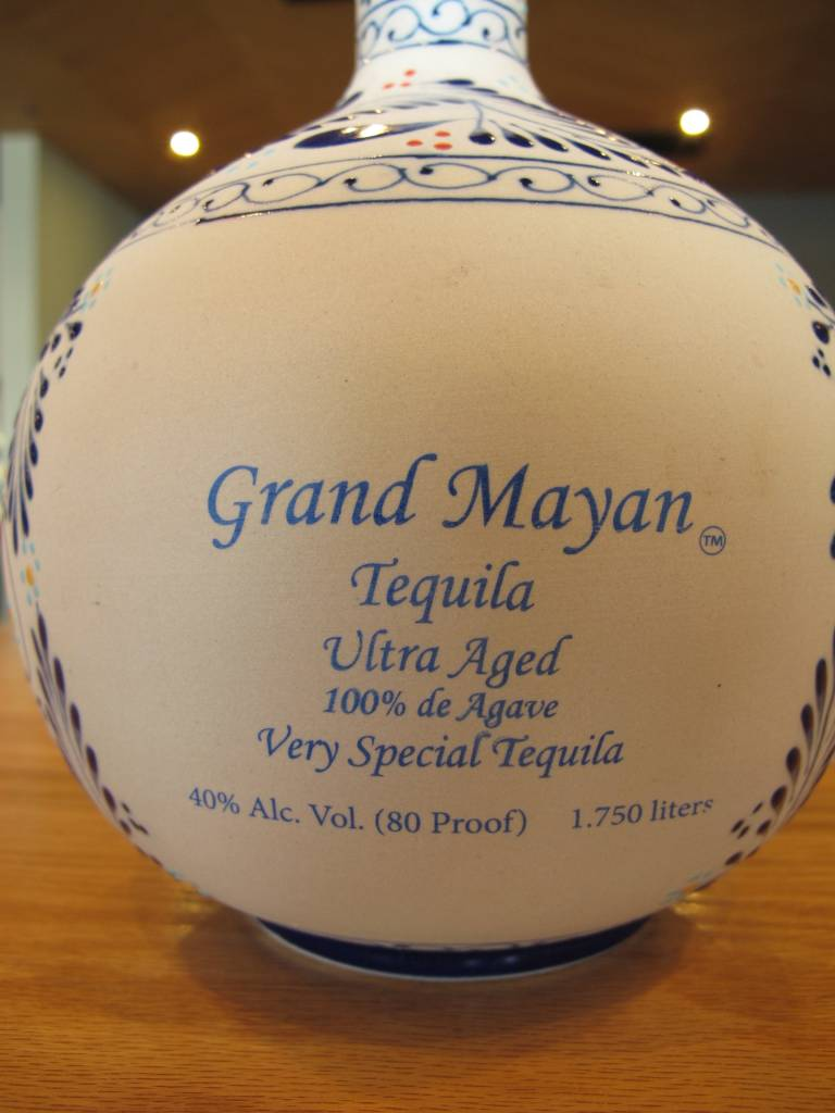 Grand Mayan Grand Mayan Tequila Extra Anejo 1.75L
