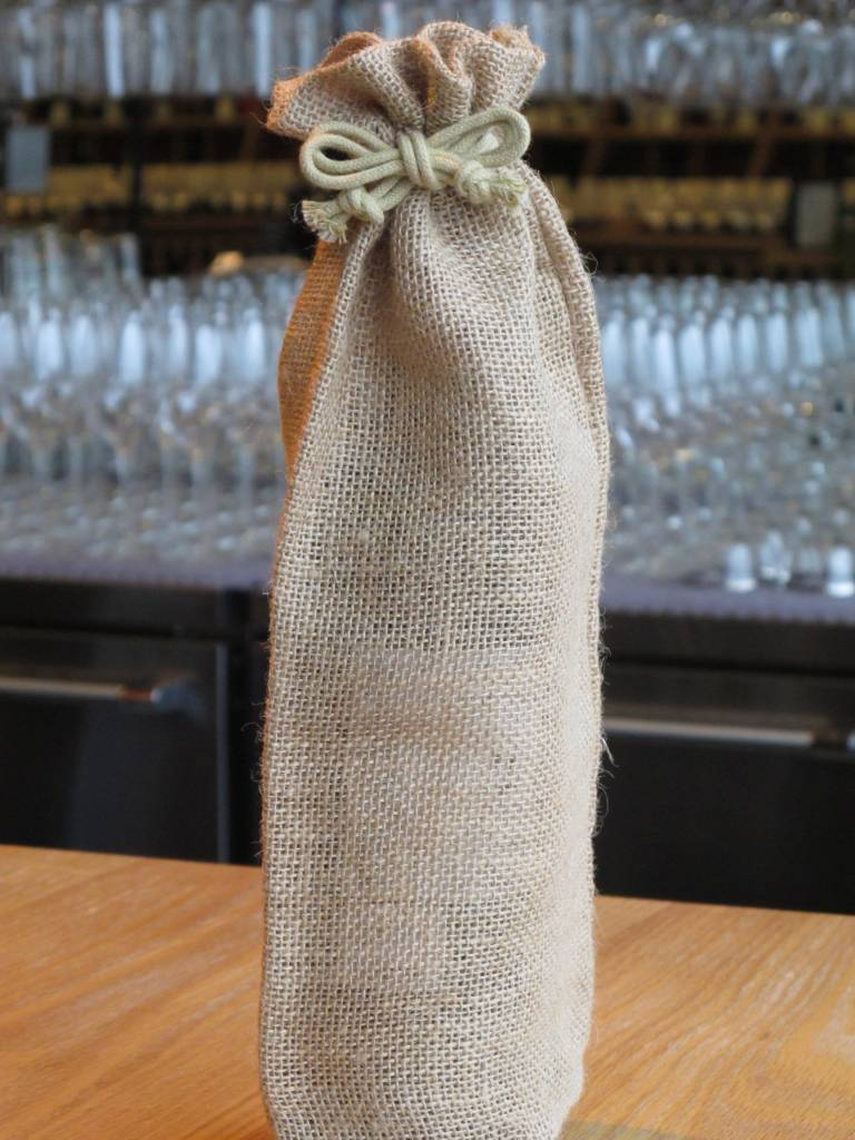 Jute Wine Bag for Shipping