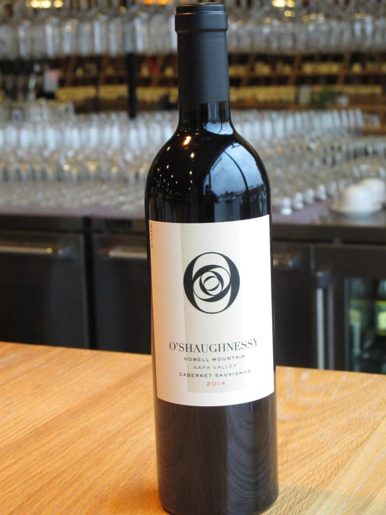 O'Shaughnessy 2014 O'Shaughnessy Cabernet Sauvignon Howell Mountain 750mL