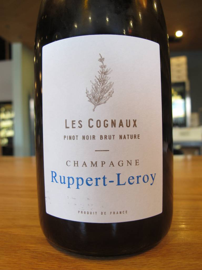 Champagne Ruppert-Leroy NV Ruppert-Leroy Brut Nature Les Cognaux 750ml