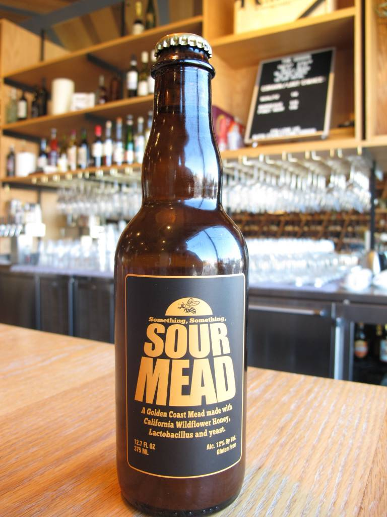Golden Coast Mead Golden Coast Mead Something, Something, Sour Mead 375ml