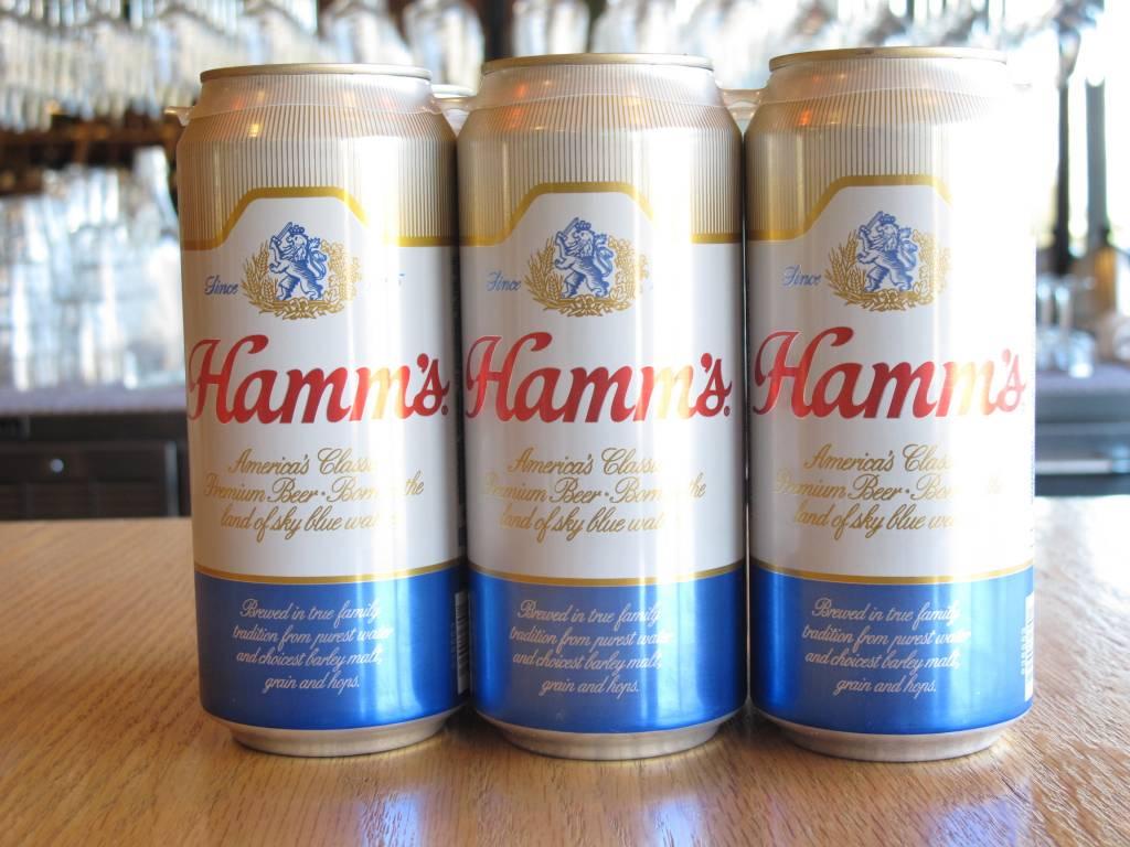 Hamm's Hamm's 6 Pack 16oz