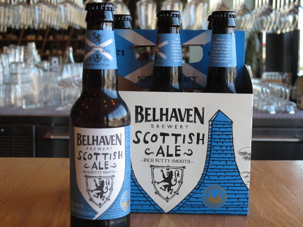 Belhaven Belhaven Scottish Ale 330ML 6 pack