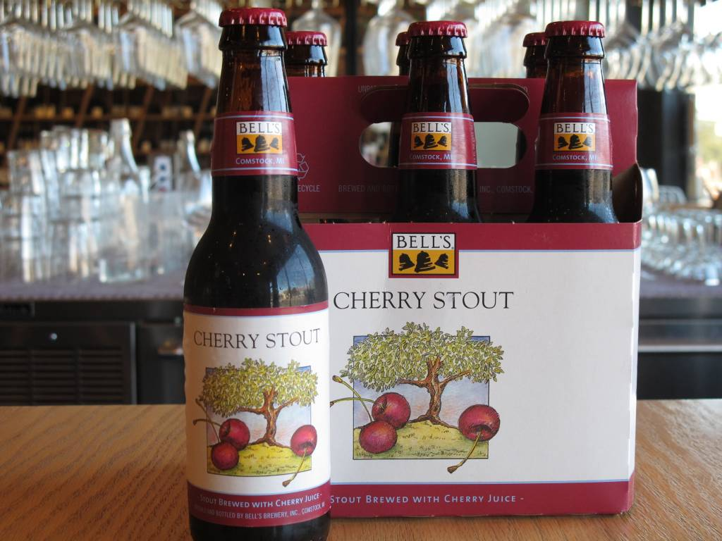 Bell's Brewing Bell's Cherry Stout 12oz 6 Pack
