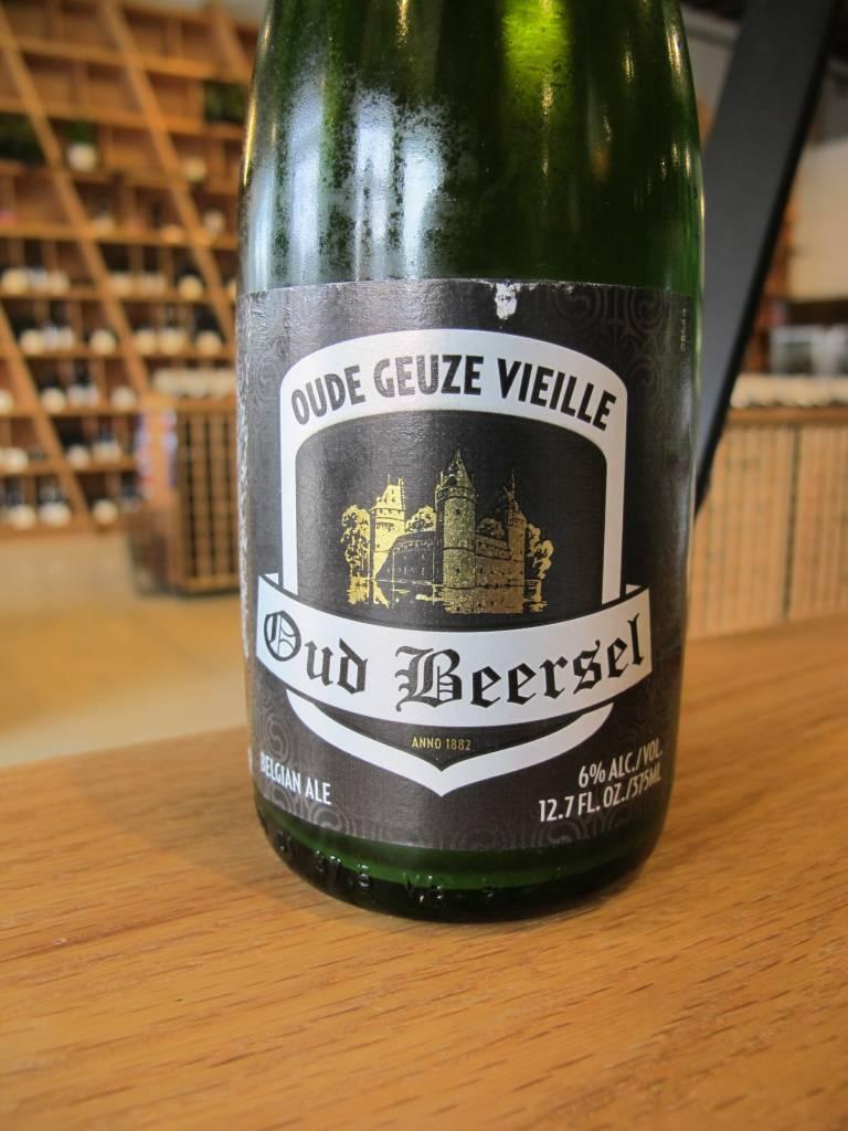Oud Beersel Oud Beersel Oud Geuze Vieille 375mL