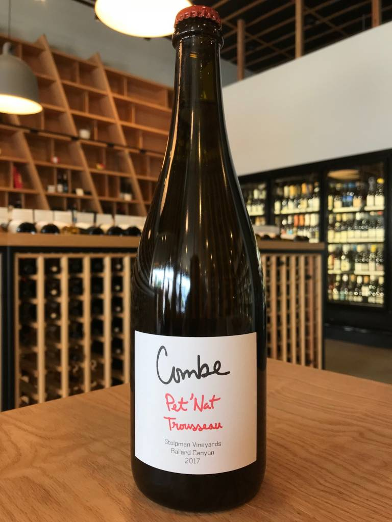 2017 Combe Trousseau Pet'Nat Stolpman Vineyards 750ml