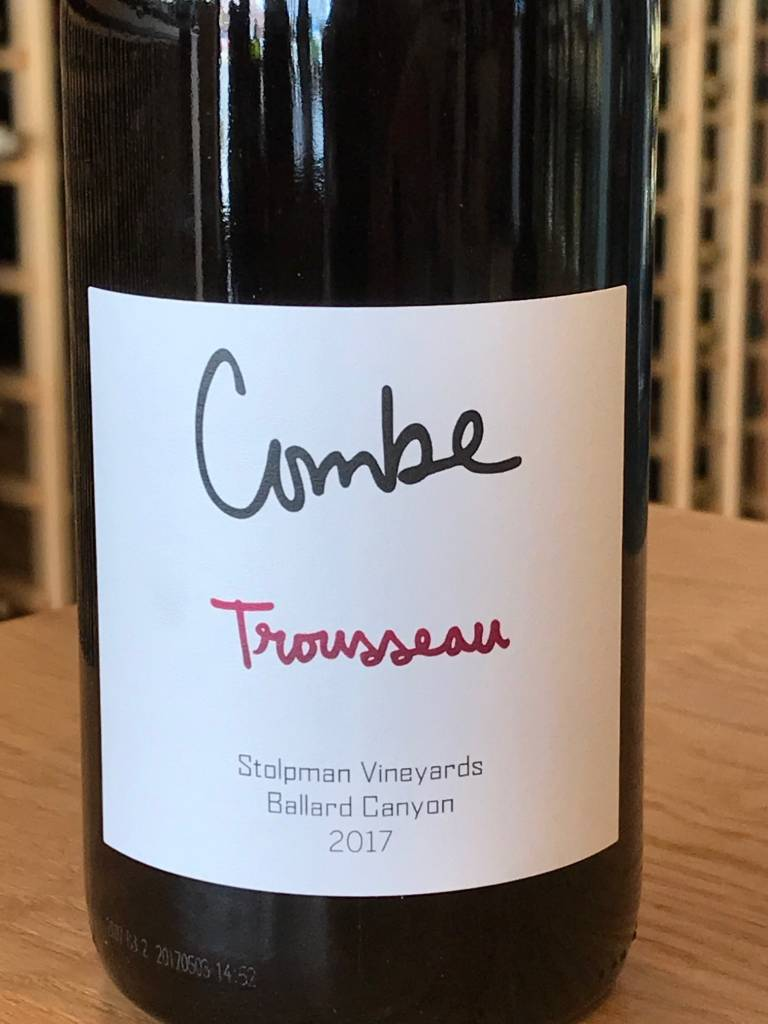 2017 Combe Trousseau Stolpman Vineyards 750ml