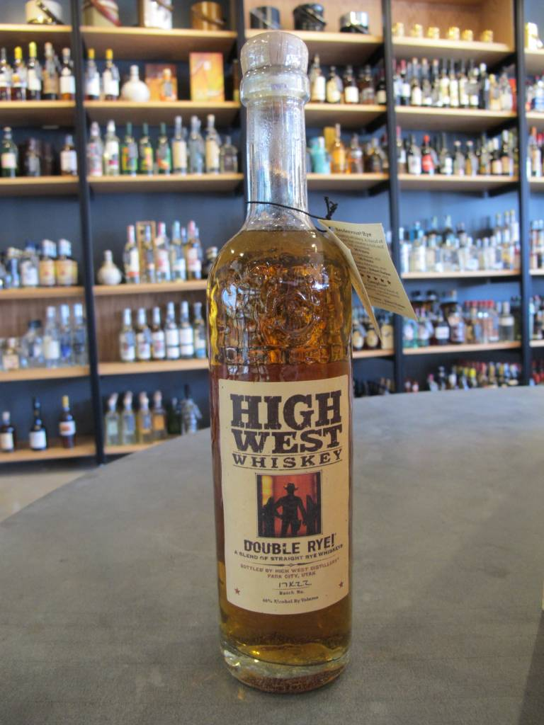 High West High West Double Rye! 750mL