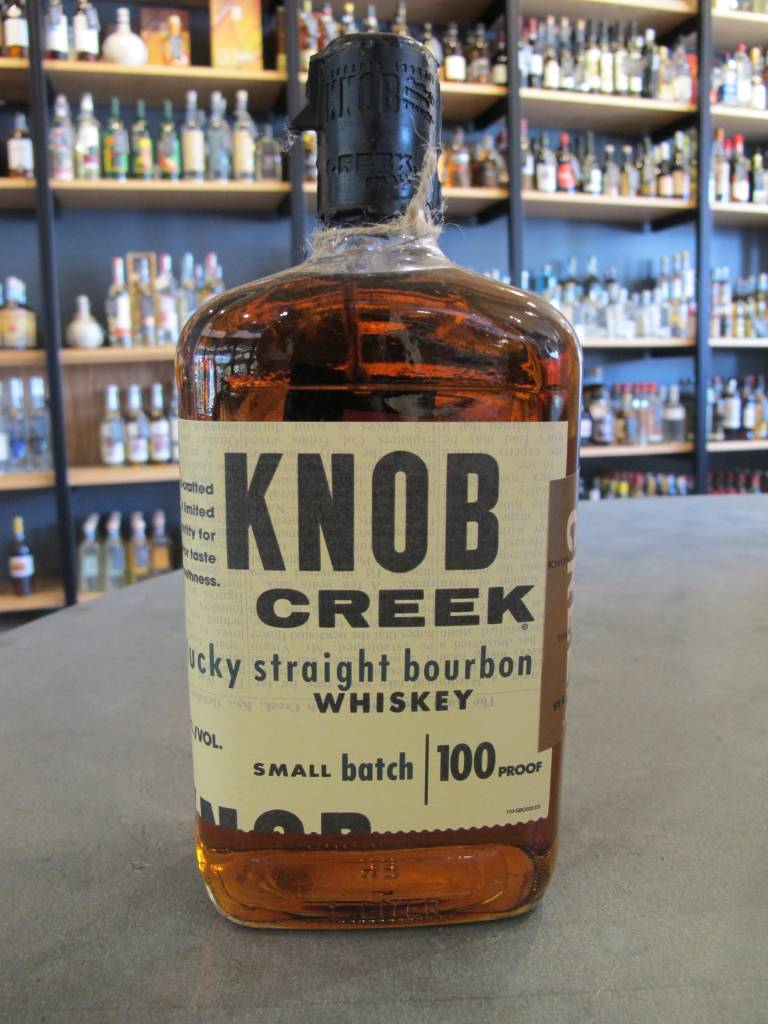 Knob Creek Distillery Knob Creek Straight Bourbon Whiskey 1L