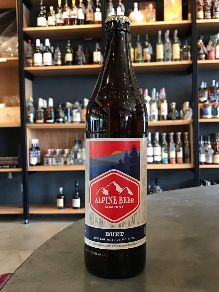 Alpine Beer Company Alpine Beer Company Duet IPA 22oz
