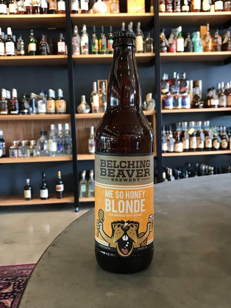 Belching Beaver Brewery Belching Beaver Me So Honey Ale 22oz