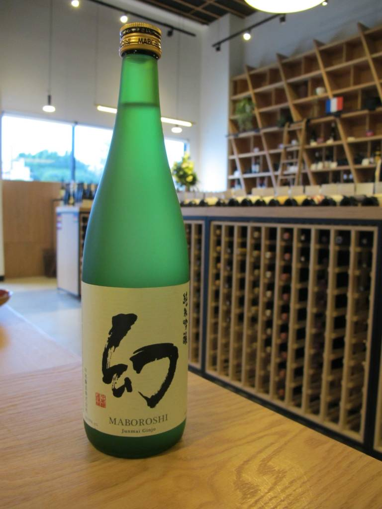 Maboroshi Maboroshi Junmai Ginjo 720ml
