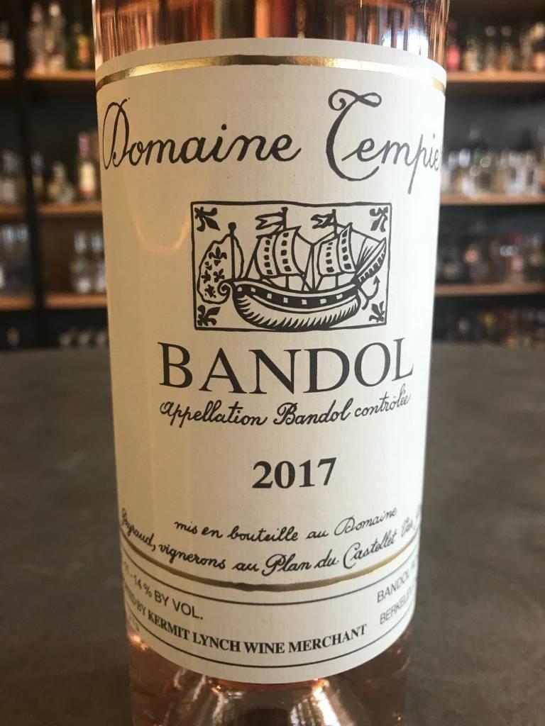 Domaine de la Tempier 2017 Domaine Tempier Bandol Rosé 750ml