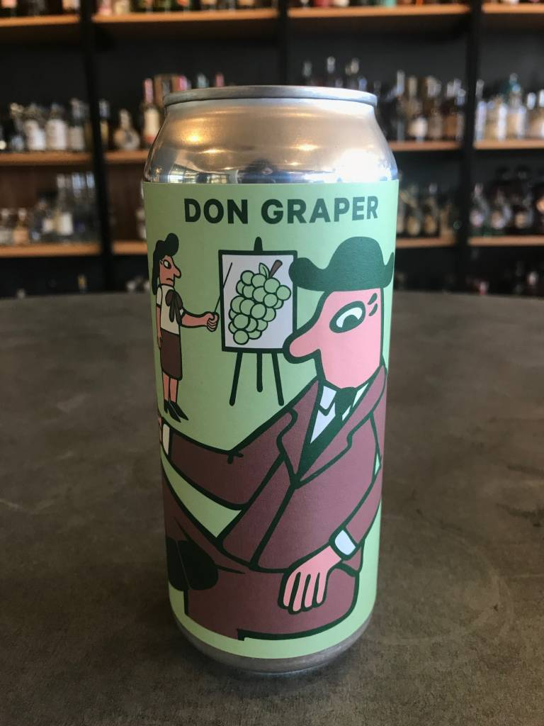 Mikkeller Brewing Mikkeller SD Don Graper Pale Ale 16oz