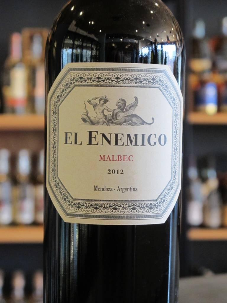 Piedmonte AL 2012 El Enemigo Malbec 750ml