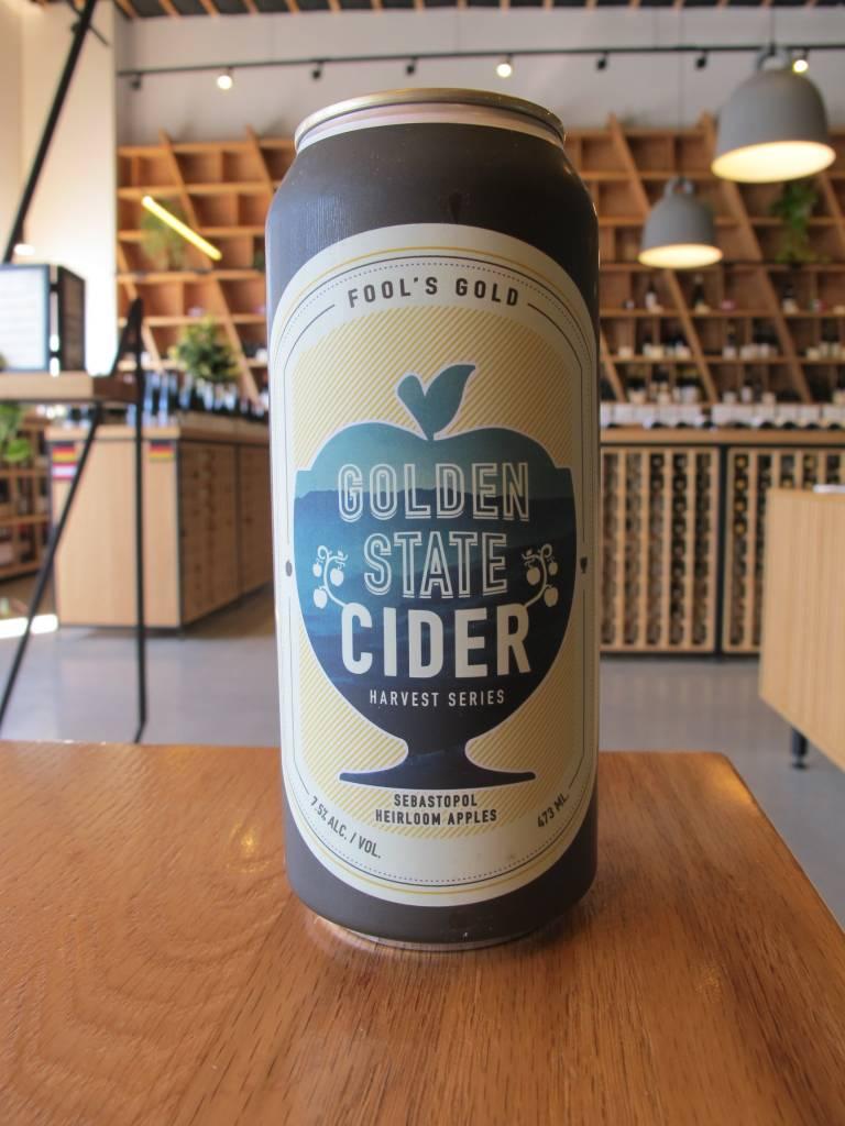 Golden State Cider Golden State Fool's Gold Cider 16oz