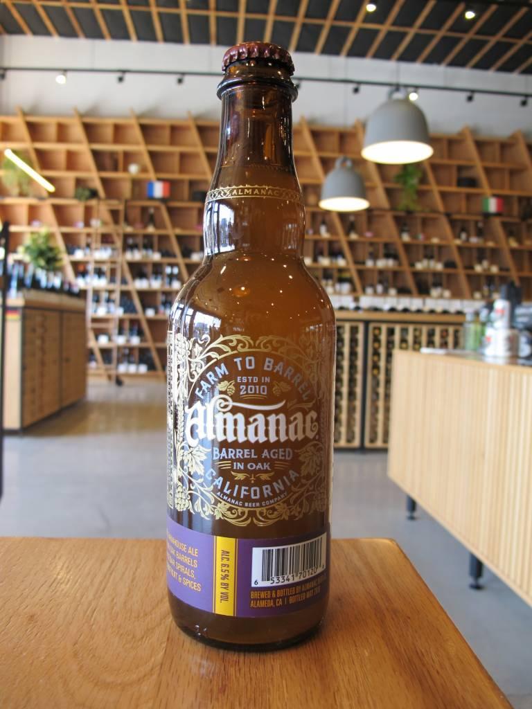 Alamanac Brewing Almanac Passion Project 375mL