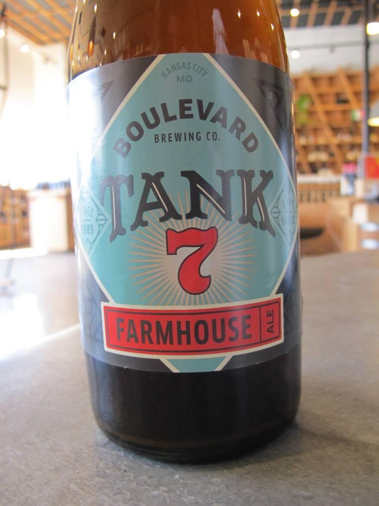 Boulevard Brewing Co. Boulevard Brewing Co. Tank 7 Farmhouse Ale 750mL