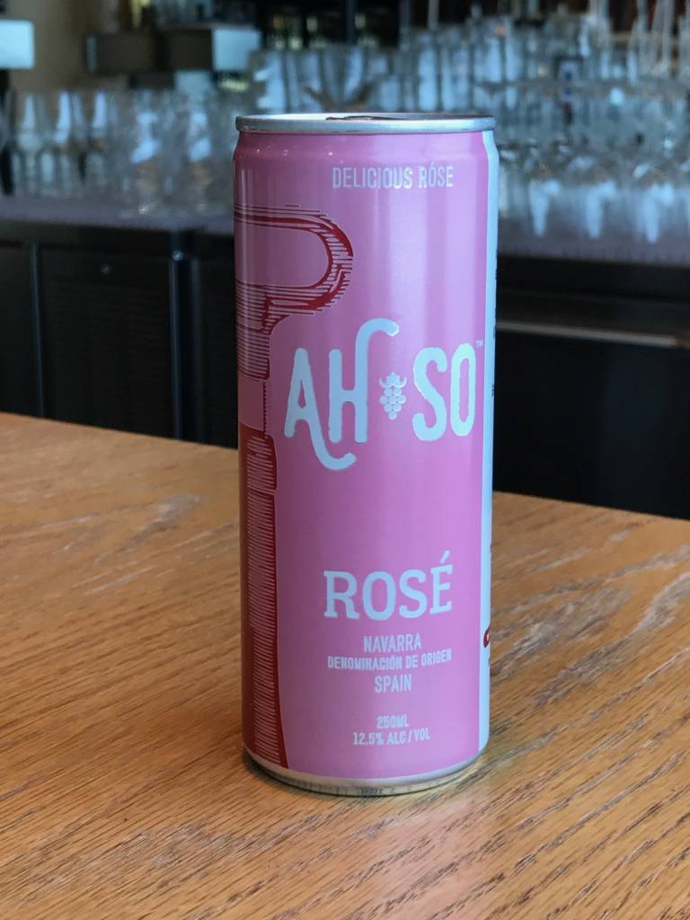 Ah-So 2017 Ah-So Navarra Rosado 250ml