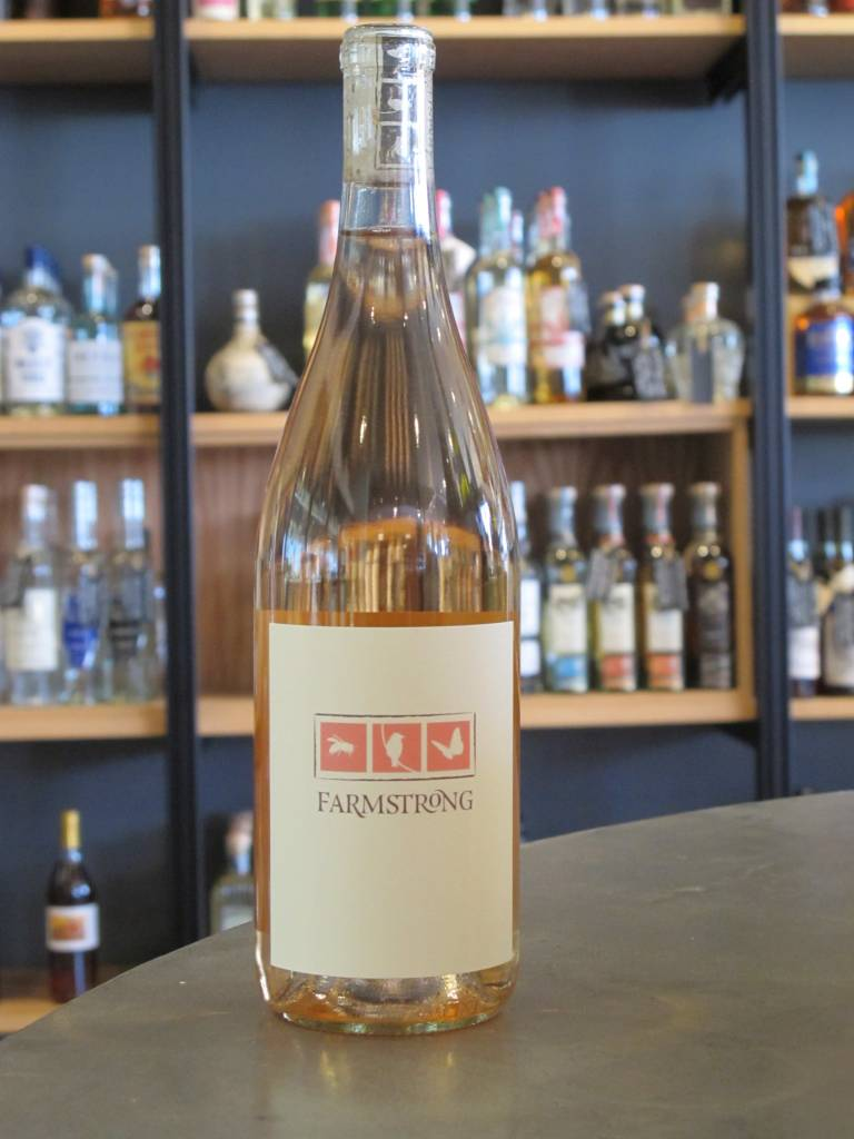 Farmstrong 2016 Farmstrong Field Rosé 750mL