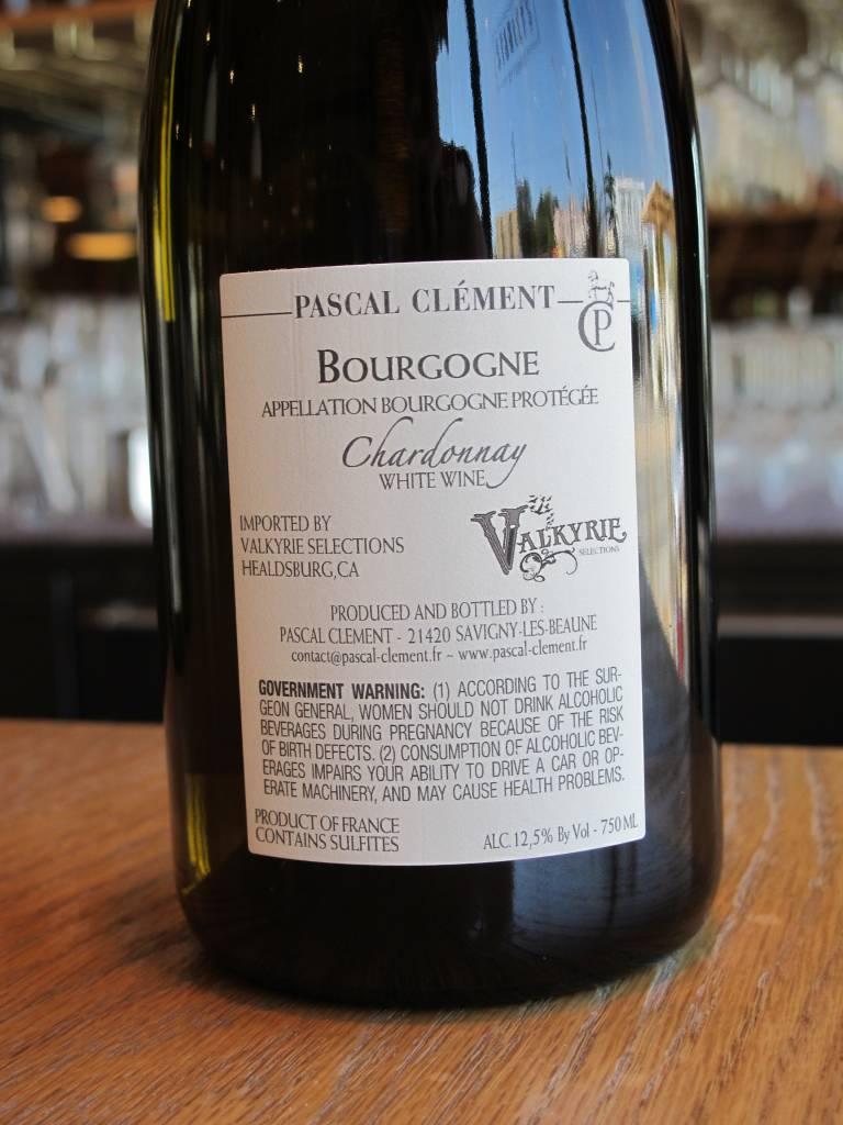 Pascal Clèment 2016 Pascal Clèment Bourgogne Blanc 750ml