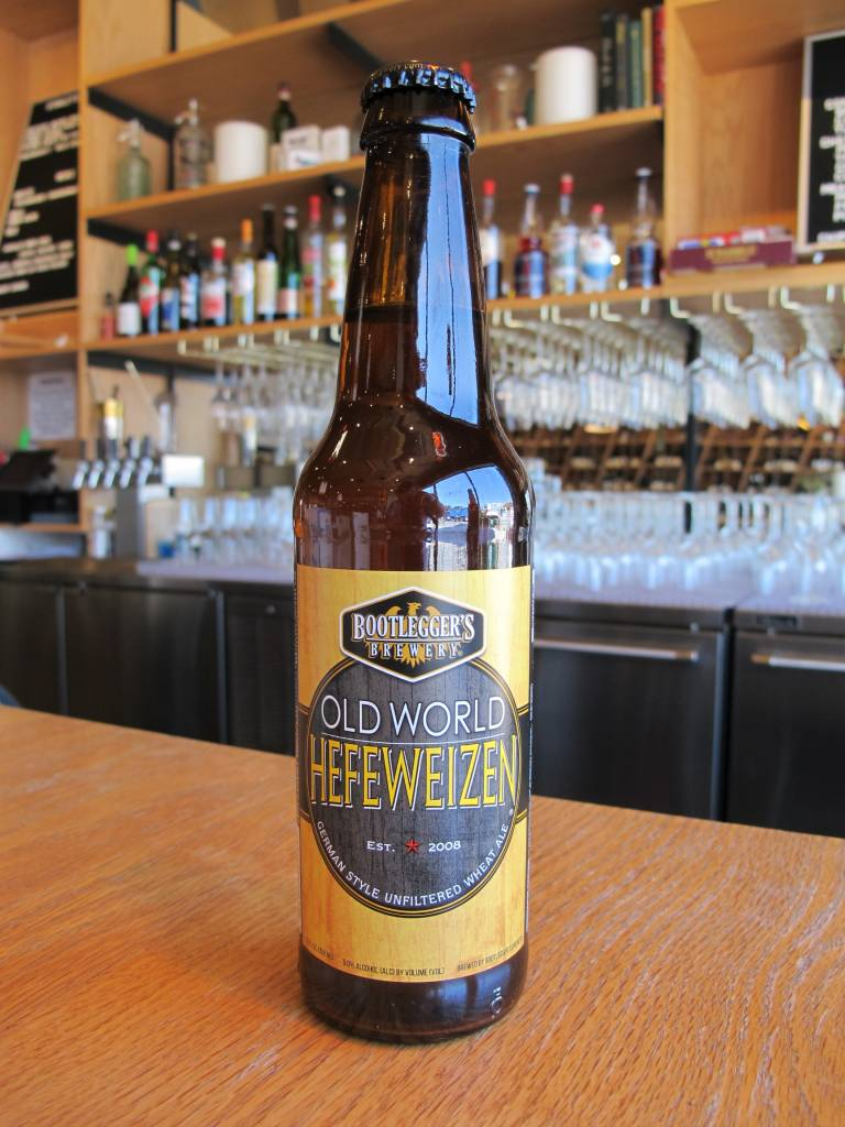 Bootlegger's Brewery Bootlegger Old World Hefeweizen 12oz 6pk