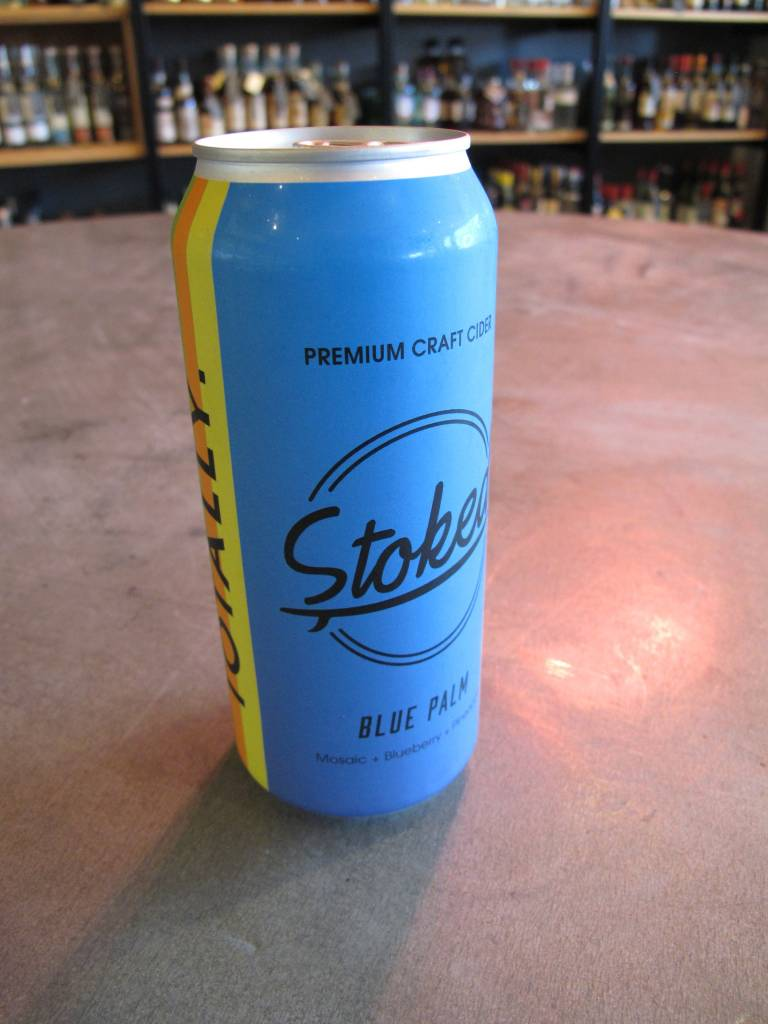 Stoked Cider Co. Stoked Cider Blue Palms 16oz