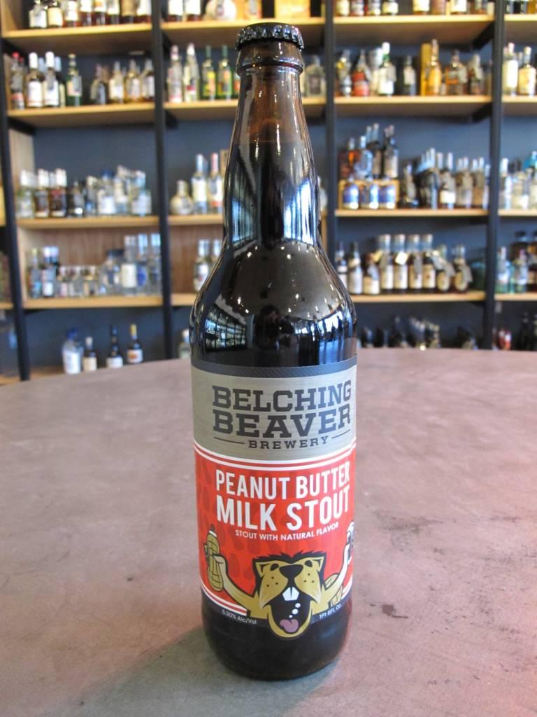 Belching Beaver Brewery Belching Beaver PB Stout 22oz