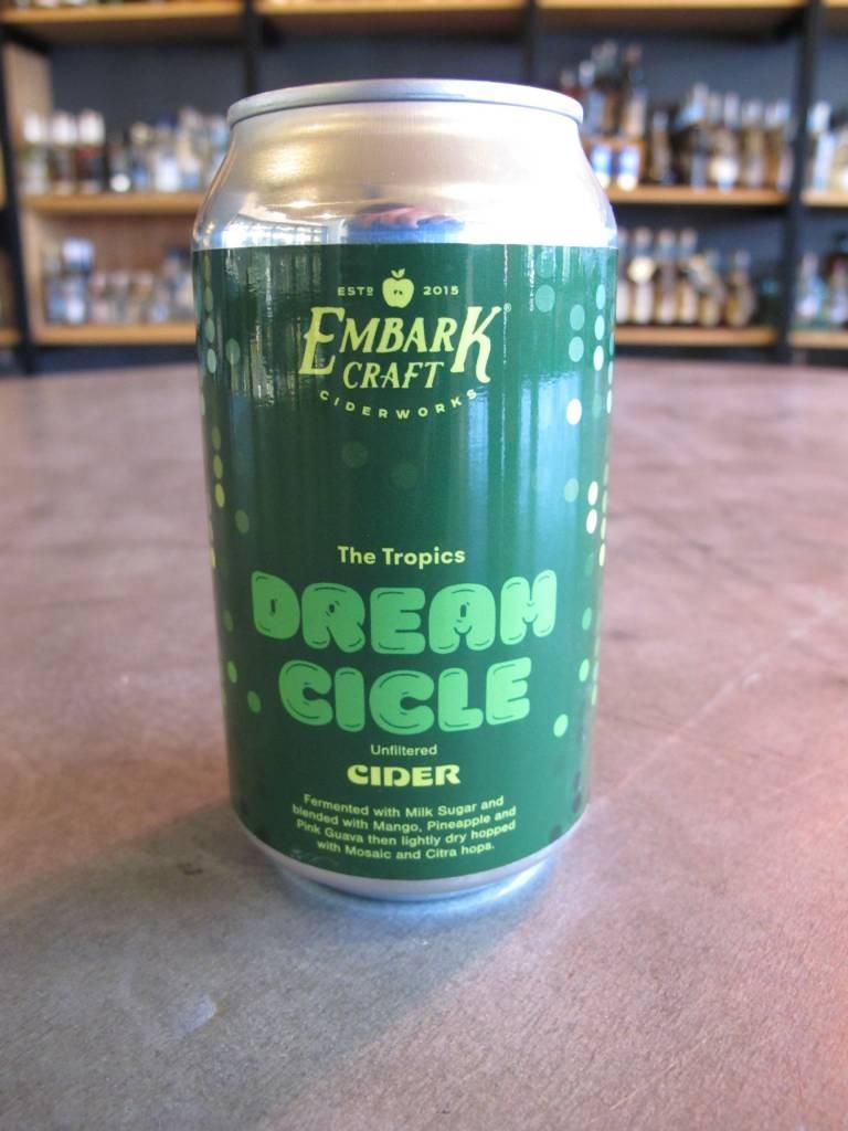 Embark Craft Ciderworks Embark Dream Cicles Cider 12oz