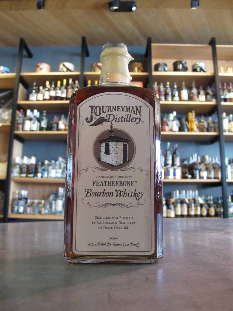 Journeyman Journeyman Last Featherbone Bourbon 750mL