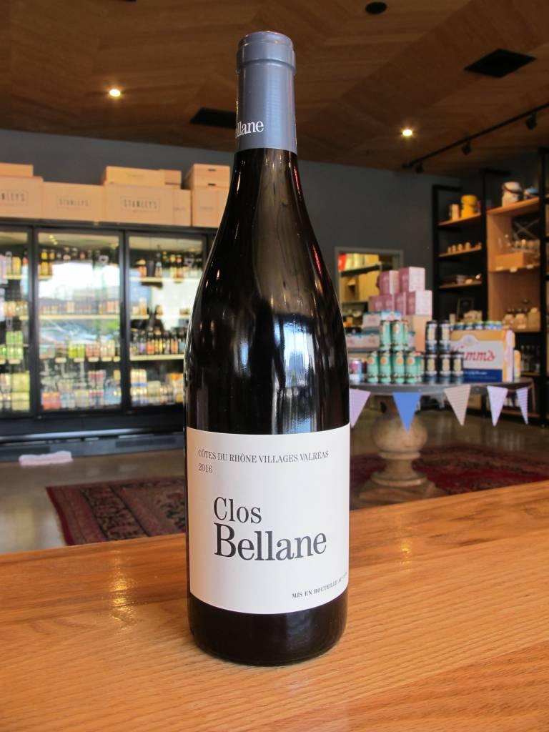 Clos Bellane 2016 Clos Bellane Côtes du Rhône Villages 'Clos Bellane'