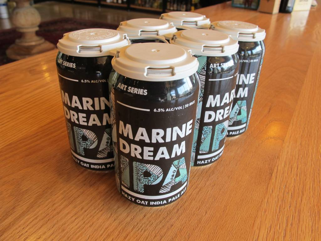 Coronado Brewing Coronado Marine Dream Oat IPA 12oz 6pk