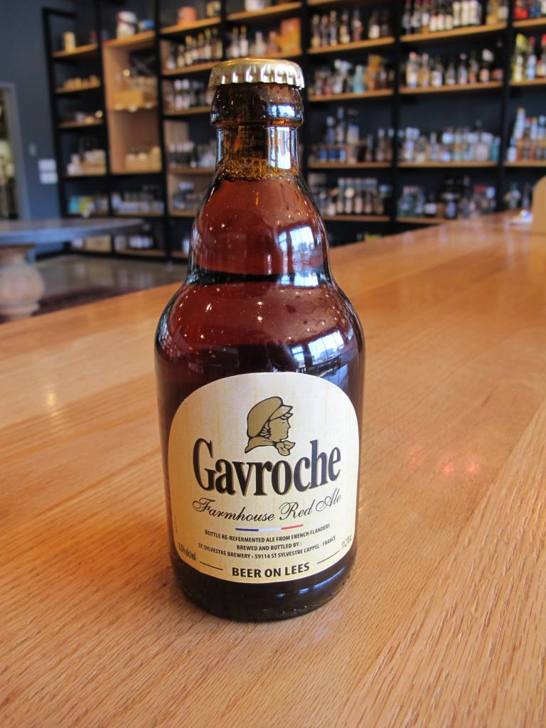 St. Sylvestre Brewery St. Sylvestre Gavroche Farmhouse Red 330ml