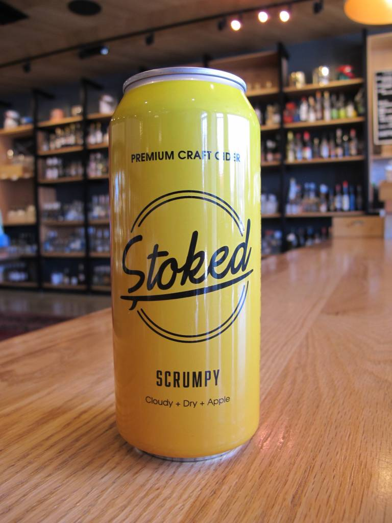 Stoked Cider Co. Stoked Scrumpy 16oz