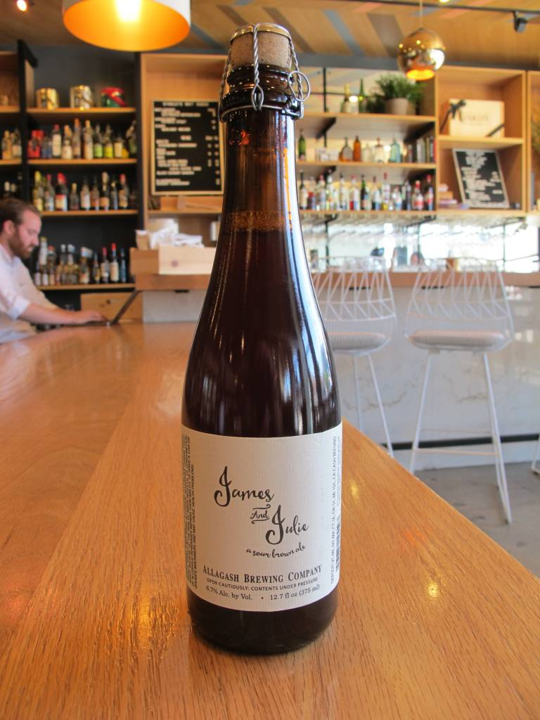 Allagash Allagash James and Julie Oud Bruin Sour 375ml