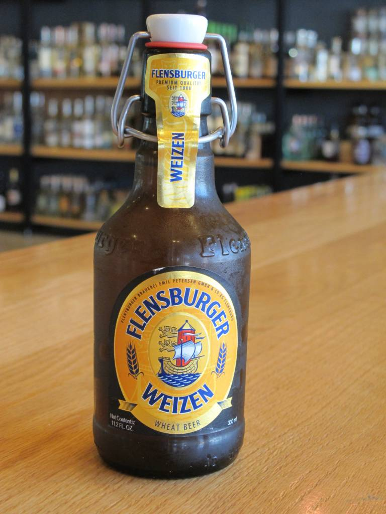 Flensburger Brauerei Flensburger Brauerei Weizen 330mL