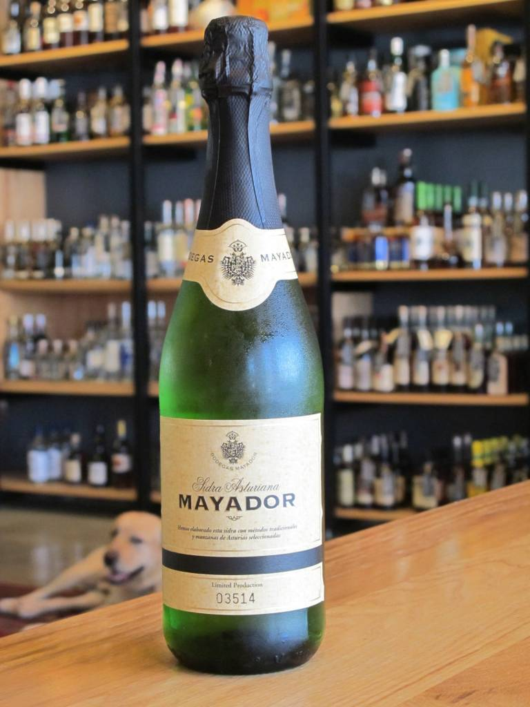 Mayador Sidra Mayador Sidra Asturiana 750mL