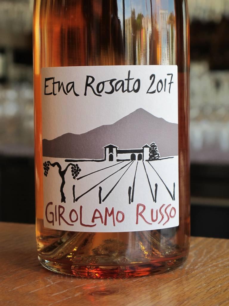 Girolamo 2017 Girolamo Russo Rosato 750ml