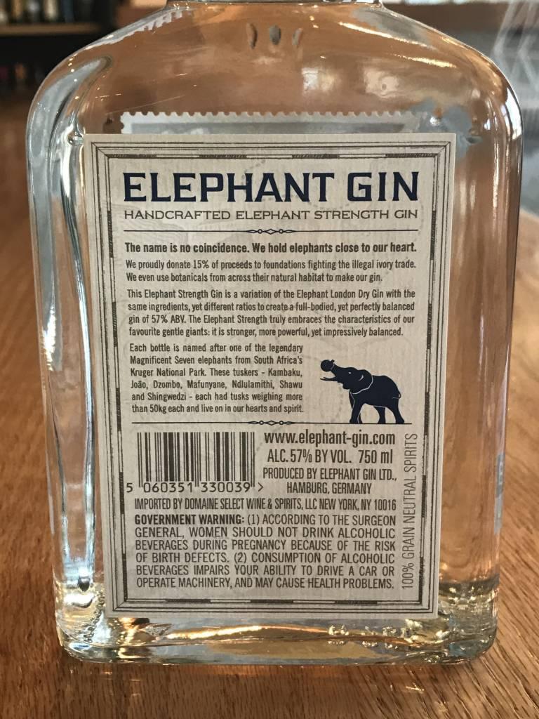 Elephant Gin Elephant Strength 750ml