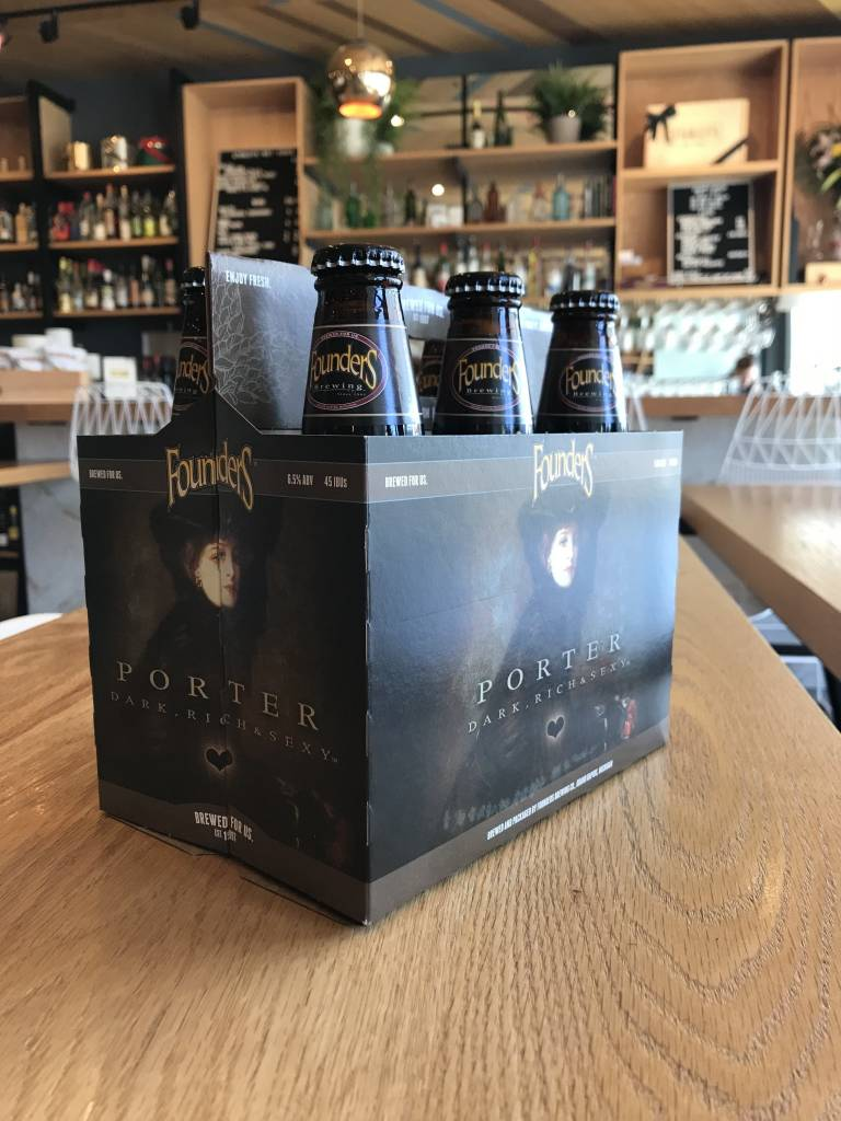 Founders Brewing Founders Porter 12oz 6pk
