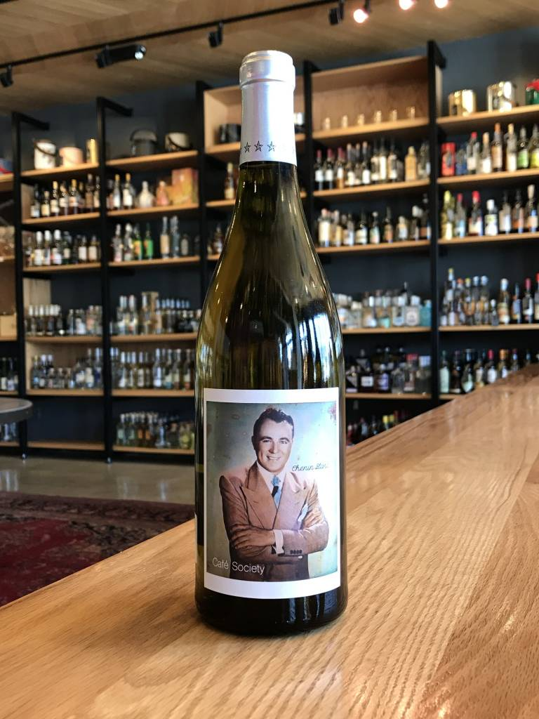 Café Society 2017 Café Society Chenin Blanc, Los Olivos District 750ml