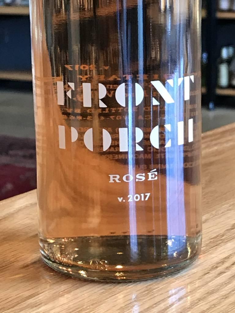 "2017 Sébastien Pochan ""Front Porch"" Rosé 750ml"